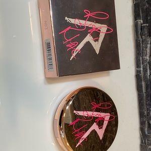 MAC Cosmetics Makeup - Rihanna RiRi MAC Makeup